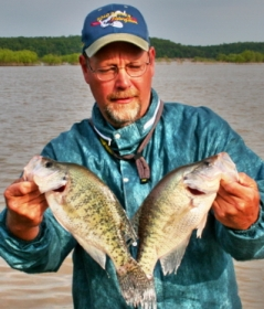 TJ with two crappie sml