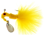 Classic Color Yellow Marabou Road Runner