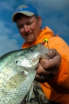 Kyle from  All Seasons Crappie Fishing